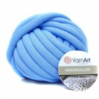 Пряжа Yarn Art Marshmallow голубой (909)