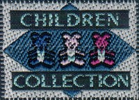 Термоаппликация - Children collection - три зайца - 3,8 см х 2,6 см - Евролайн
