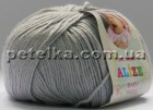 52 - Baby Wool - светло- серый - Alize