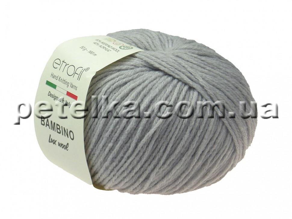 купить пряжу для вязания Etrofil Bambino Lux Wool 70086 в интернет