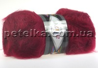 57 - Mohair Classic New - бордовый - Alize