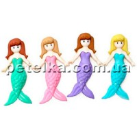 10527 - Пуговицы - Mermaid Friends (Русалочки) - Dress It Up - A Jasse James Company